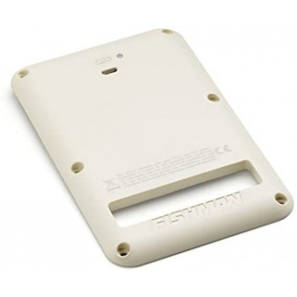 Fishman Recharge Battery Pack, Stratocaster, White