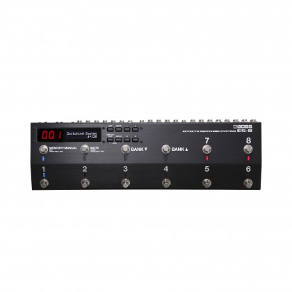 BOSS ES8 Programmable Effects Switching System