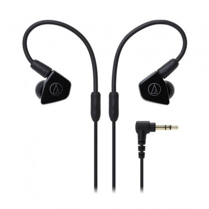 Audio Technica ATH-LS50iS In-Ear Headphones with In-line Mic & Control