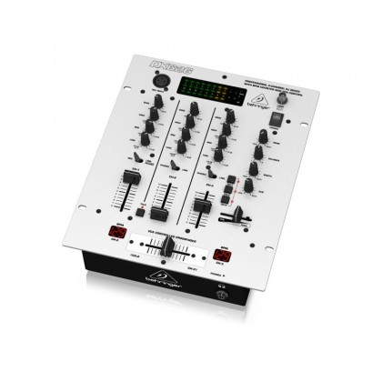 BEHRINGER DX626 Professional 3-Channel DJ Mixer with BPM Counter and VCA Control